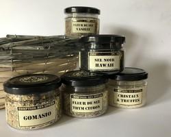 Sels aux Epices & Herbes Aromatiques