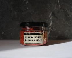 Fleur de sel & Paprika fumé