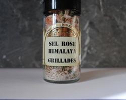 Sel Rose Himalaya Grillades