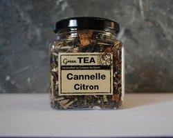 Thé à la Cannelle et au citron