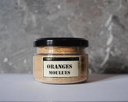 Oranges moulues