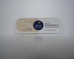 Filets de Maquereaux marinés au Muscadet 180gr